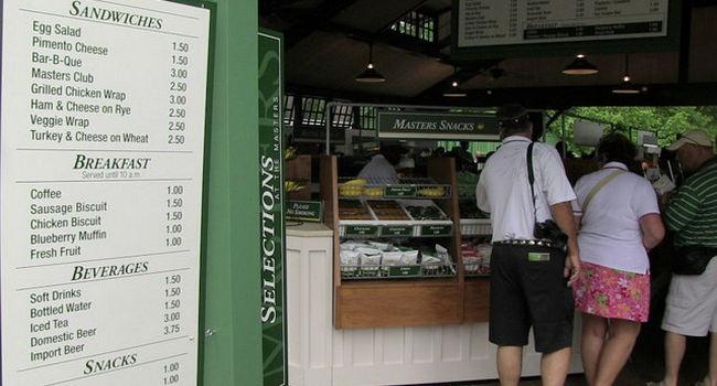 golf-precios-comida-masters-2012