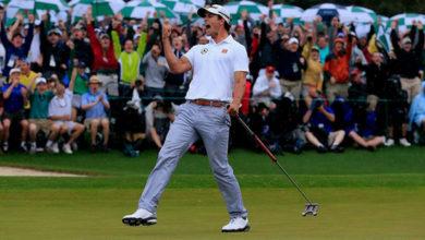 Photo of Adam Scott es un justo ganador del Masters 2013