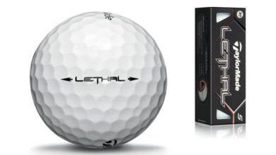 Photo of Lethal Golf Ball: ¿de verdad TaylorMade?