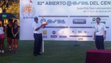 Photo of Ángel Cabrera se desquita del Masters ganando el Abierto OSDE del Centro