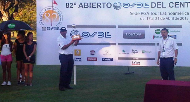 Ángel-Cabrera-Abierto del Centro-Córdoba-Golf-Club-PGA-TOUR-Latinoamérica