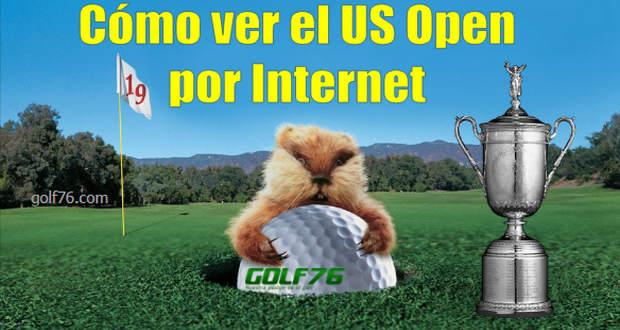 Cómo ver el US Open por Internet - Golf
