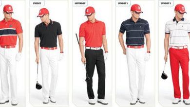 Photo of La moda de golf del U.S. Open 2013