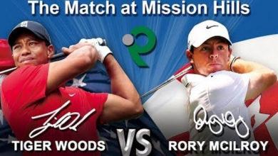 Photo of Golf en directo en Youtube: Tiger Woods contra Rory McIlroy