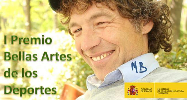 Mike Belindo Premio Nacional Bellas Artes - Golf 2013