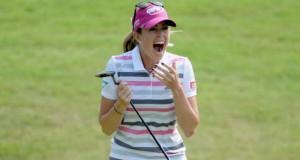 Paula Creamer HSBC Women's Championship Golf