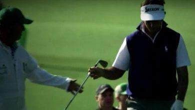 Gonzalo Fernández-Castaño - Masters 2014 - Golf