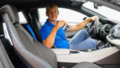Photo of James Heath: o cómo hacer un hoyo en uno y ganar un BMW i8
