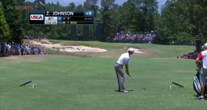 Zach Johnson - Hoyo en uno - US Open 2014 - Golf