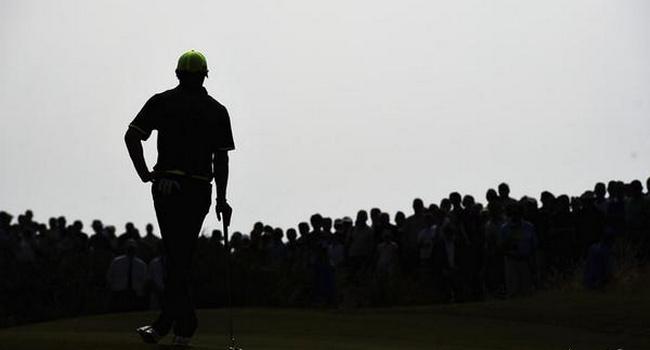 Rory McIlroy - Segunda jornada Open Championship - 2014 - Golf