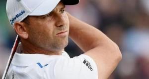 Sergio García Open Championship 2014 - Golf