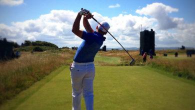 Sergio García - The Open Championship 2014 - Golf