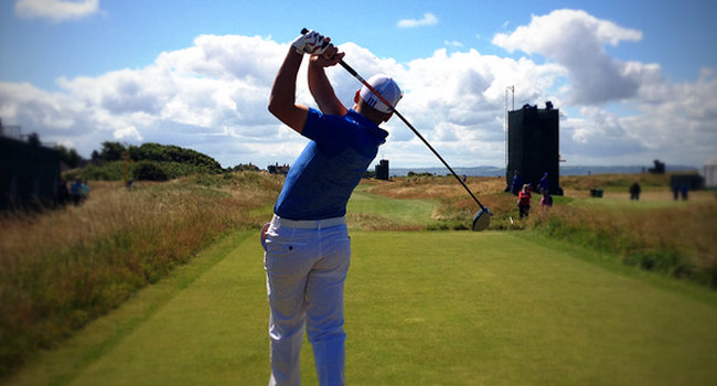 Sergio García - The Open Championship 2014 - Golf