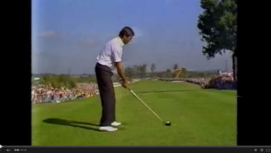 Duelos clásicos Ryder Cup - 1989 - Seve Ballesteros contra Paul Azinger - Golf