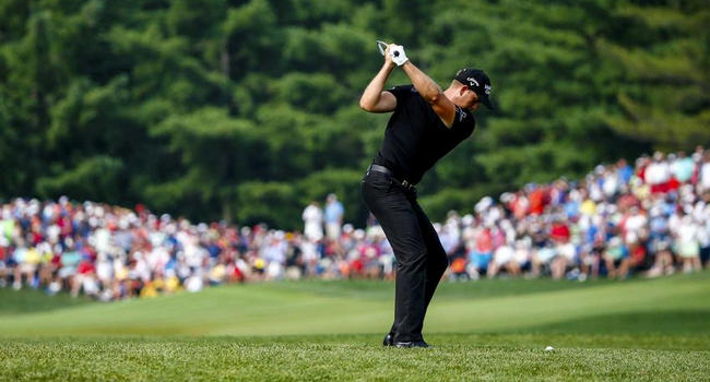 Henrik Stenson - PGA Championship 2014 Golf