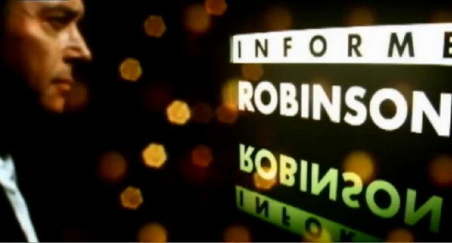 Informe Robinson Golf