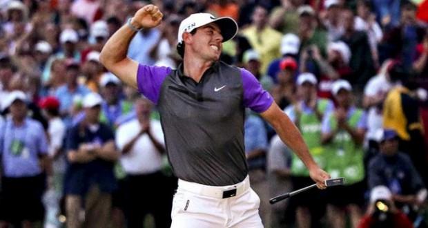 Rory McIlroy ganador del PGA Championship 2014