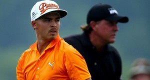 Phil Mickelson y Rickie Fowler - PGA Championship 2014 - Golf