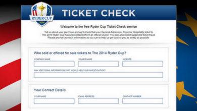 Photo of ¿Tienes entradas para la Ryder Cup? Esto te interesa