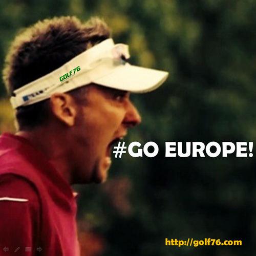 Meme Golf - Ryder Cup - Ian Poulter - GoEurope