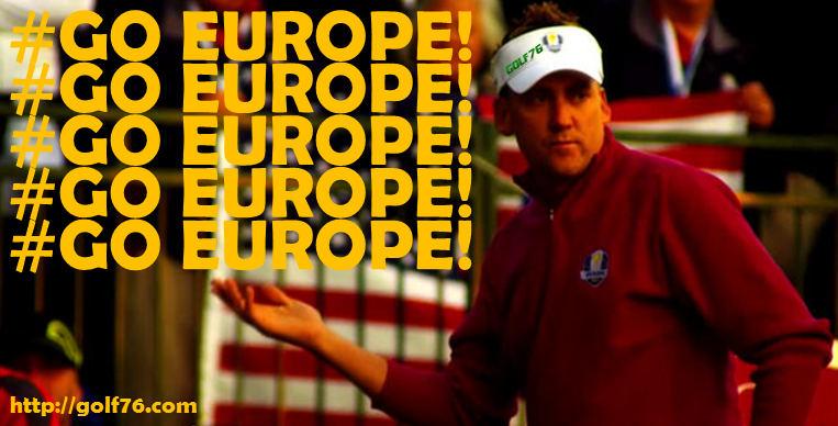 Meme Golf - Ryder Cup - Ian Poulter