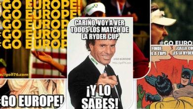 Photo of Memes de golf: la Ryder Cup mejor con un toque de humor… ¡Y lo sabes!