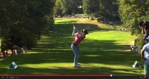 Golf en directo en Youtube
