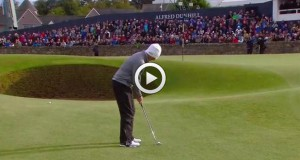 Rory Mcilroy Alfred Dunhill Links 2014 putt - Golf