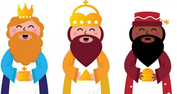 Este a o los reyes magos son los responsables de h ndicap for Decoracion para reyes