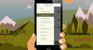 ArbolApp para campos de golf