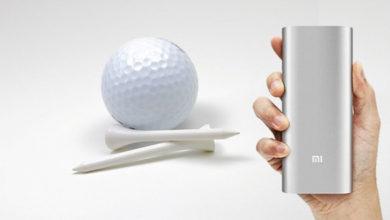 Regalos de golf para Navidad - Baterías externas para gadgets de golf