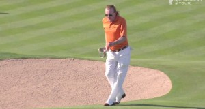 Hoyo en uno - Miguel Angel Jimenez - Golf - Moonwalker
