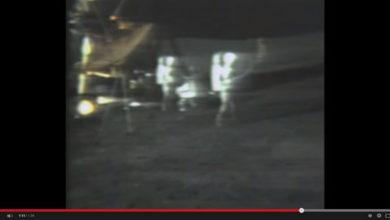 Photo of Vídeo de los golpes de golf que el astronauta Alan Shepard pegó en la Luna