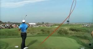 Vídeo de golpes de golf con protracer