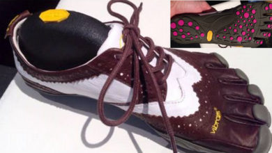 Zapatillas Barefoot Golf Vibram 2- Zapatos de golf