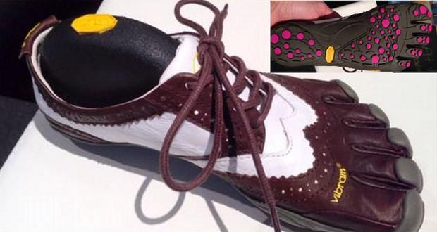 Zapatillas Barefoot Golf Vibram 2- Zapatos de golf