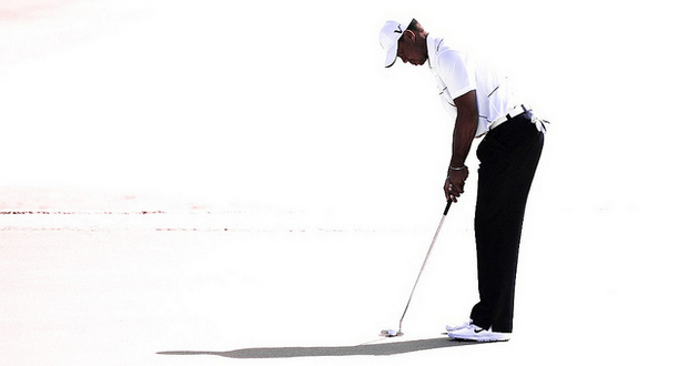 Tiger Woods no se retira del golf