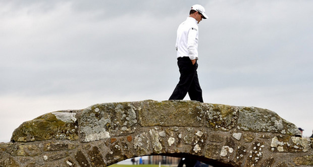 Zach Johnson Ganador Open 2015 golf