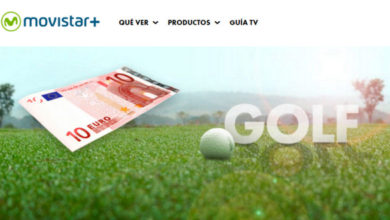 Photo of Nueva oferta de Movistar para ver golf por televisión e Internet