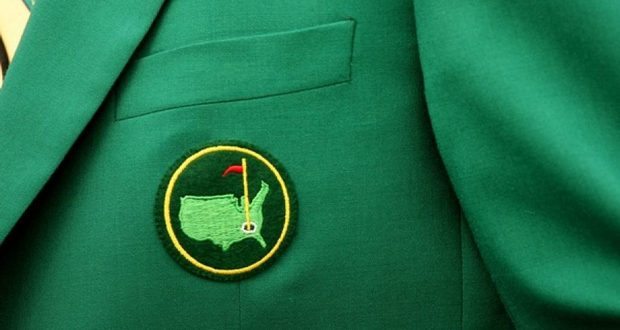 Chaqueta Verde de Campeón del Masters