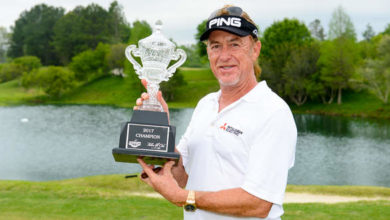 Miguel Angel Jimenez Capitan Europeo Ryder Cup Golf
