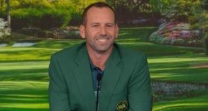 Sergio García 2.0 Golf Ganador del Masters