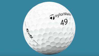 Bola de Golf de Sergio Garcia TaylorMade