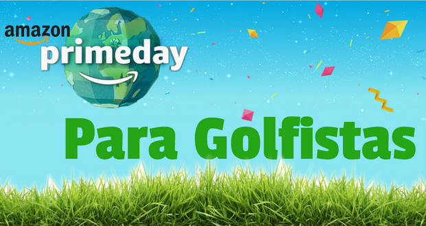ofertas de golf Amazon Prime Day
