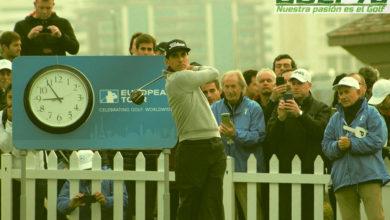 Open de España de Golf - JUEVES - Rafael Cabrera Bello Tee 10