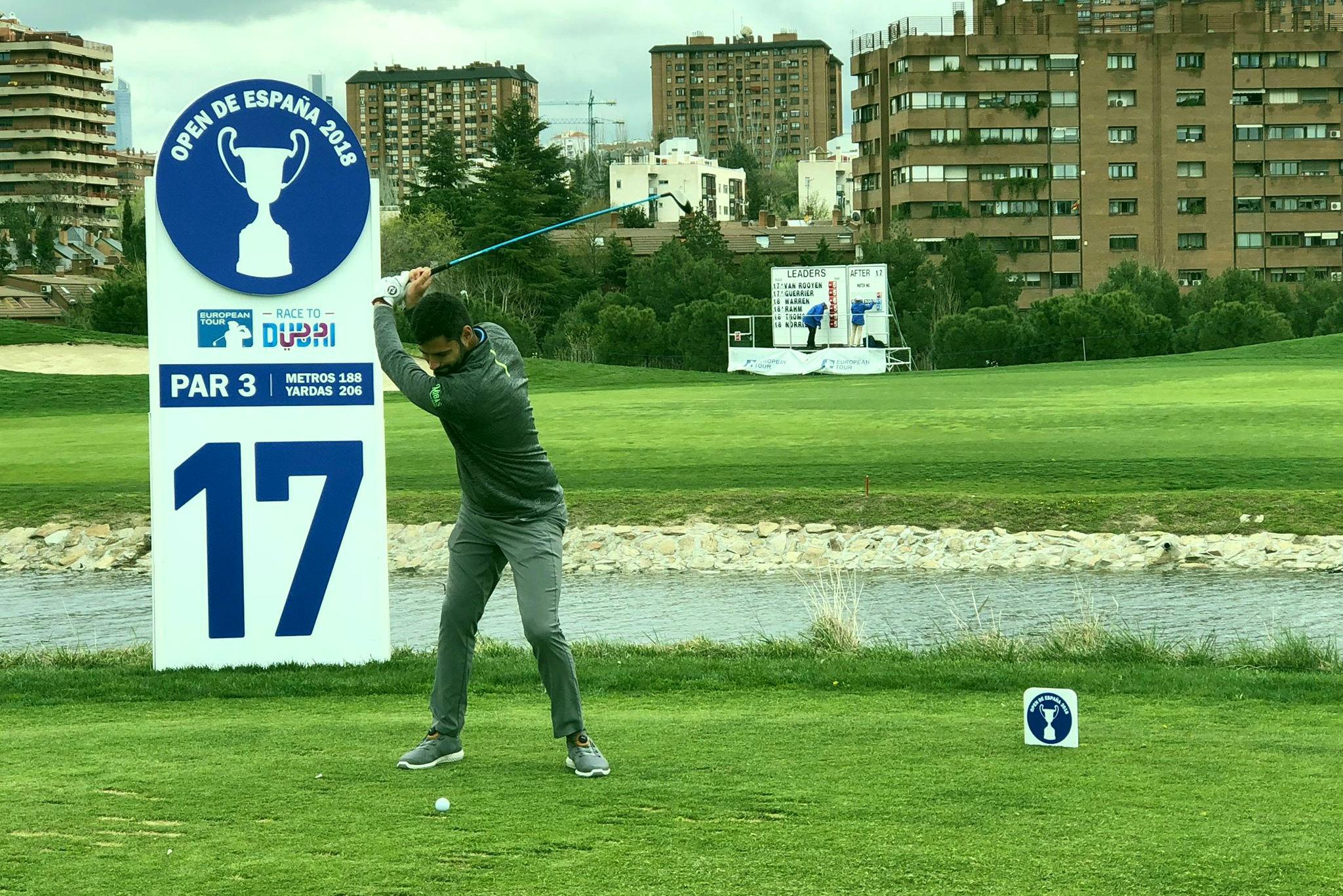 Open de España 2018