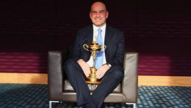 Capitán Thomas Bjorn - Ryder Cup