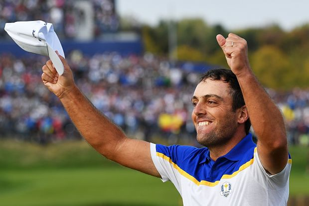 Francesco Molinari, el héroe de la Ryder Cup 2019